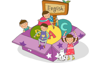 Заинтересуйте ребенка английским языком